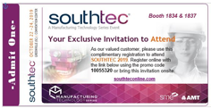 Southtec Ticket